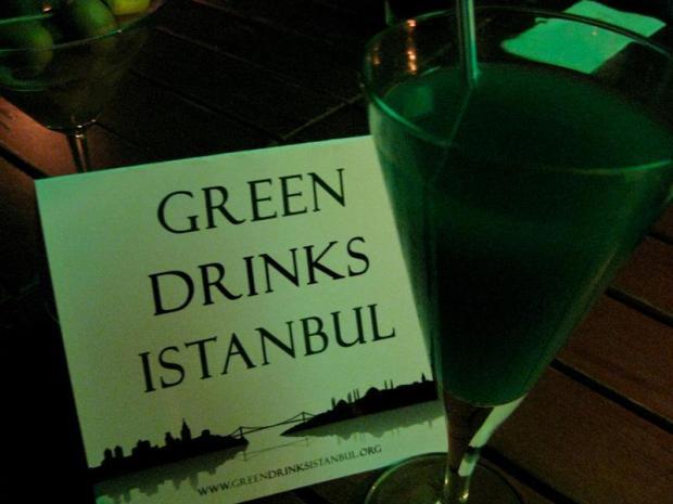 green drinks istanbull