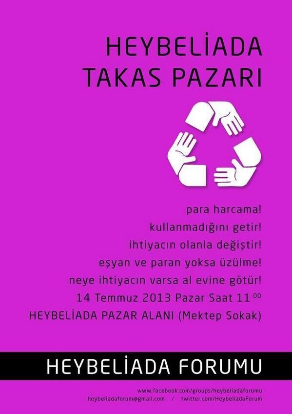 Heybeliada Takas Pazarı