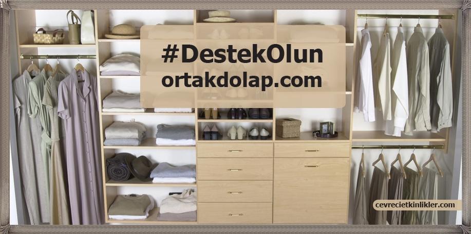 ortakdolap.com'a #DestekOlun