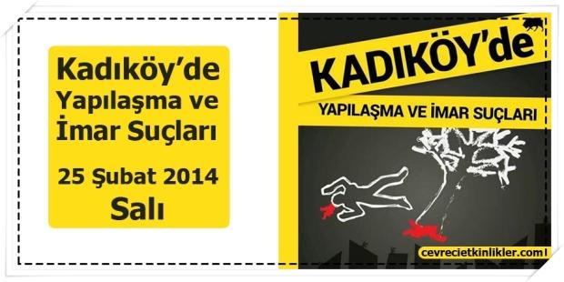 Kadıköy'de Yapılaşma ve İmar Suçları
