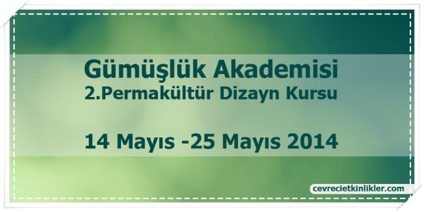 Gümüşlük Akademisi 2.Permakültür Dizayn Kursu