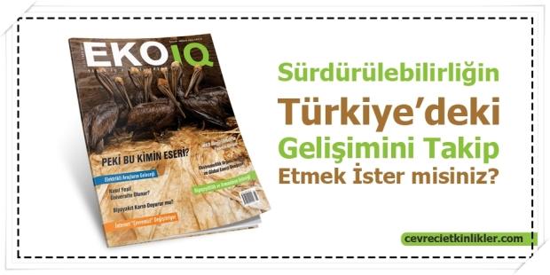 Sürdürülebilirliğin Türkiye'deki Gelişimini Takip Etmek İster misiniz?