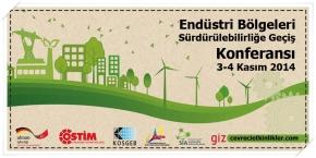 Endüstri Bölgeleri-Sürdürülebilirliğe Geçiş Konferansı