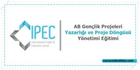 AB Gençlik Projeleri Yazarlığı ve Proje Döngüsü Yönetimi Eğitimi